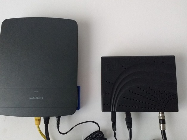 Linksys E2500 Wall Mount - softmorepayment