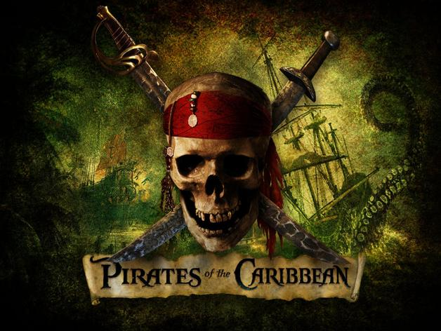 Pirates of the Caribbean  Wikipedia