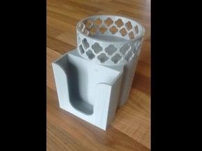 Support savon éponge - Sponge Soap holder