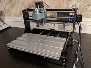 3018 Pro CNC Router/Laser Cutter Endstops