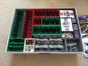Red Alert Insert (with all expansions)