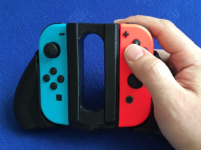 Ergonomic Joy-Con Grip Controller - Chubs Edition - Comfort Nintendo Switch