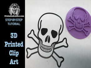 3d Printed Clip Art Step-By-Step Tutorial