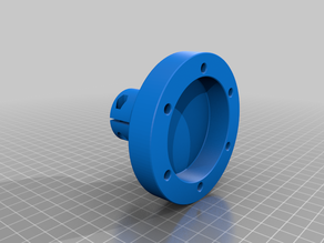 14mm Shaft Adapter to 70mm Wheel