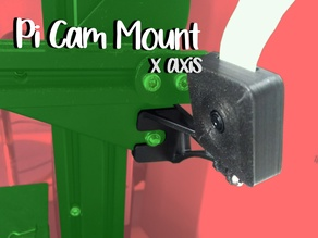 Ender 3 Pi cam mount