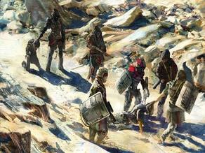 Fallout RPG - Caesar Legion - Legionaires with Swords