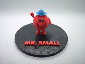 Mr Small
