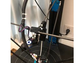 Changing position of anycubic Predator's filament sensor