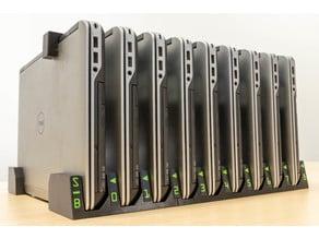Dell Latitude rack cluster