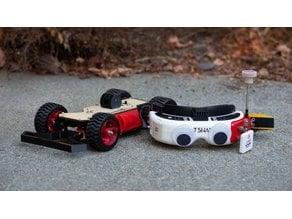 Modular HD FPV Package for RC Street Racing Car V2