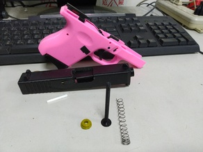 Guide rod set for  Handgun - Assembly Required