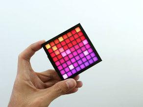 NeoMatrix Square LED Pixel Display