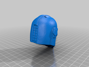 Mandalorian helmet hanger