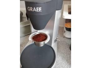 Graef CM800 - Dolce Gusto Capsule holder