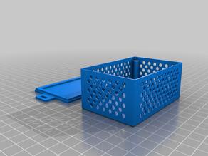 Modified Parametric PCB Box