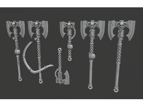 Force Axes