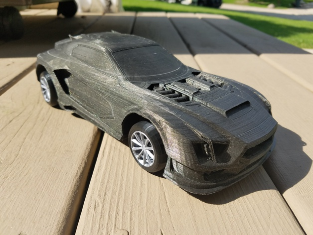 Maverick Gxt From Rocket League By Weioo Thingiverse