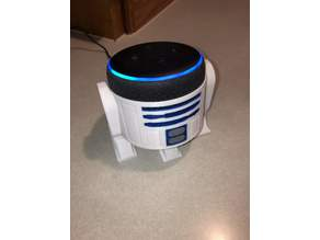 R2D2 Amazon Echo Dot 3