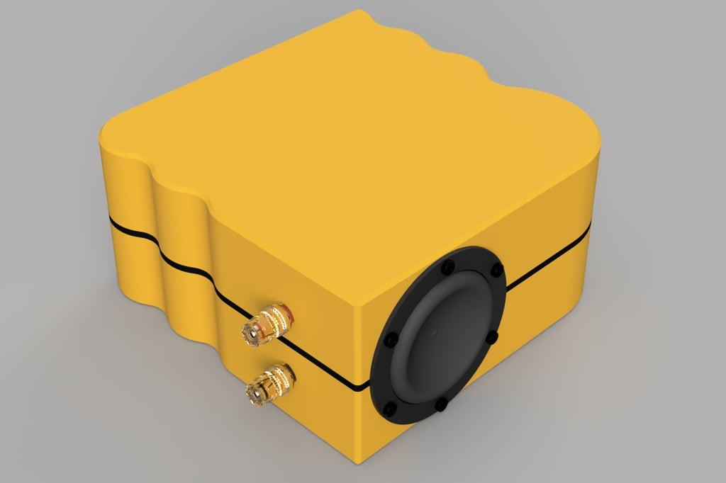 Hexibox - MOD - 205x205mm