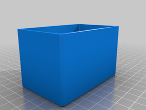 Box with cover  (size:80mmx50mm)