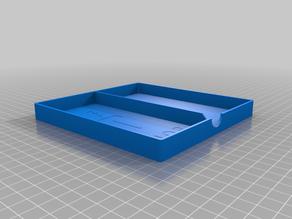 ModuPart Modular Parts Organizer - Drawer 20mm 2 Section