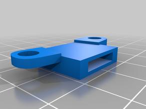 XM+ Receiver standoff mount 28mm