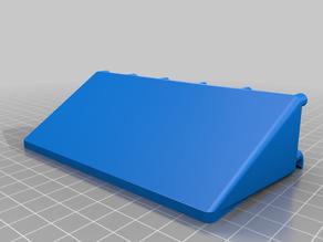 Pegboard Shelf 118x55mm