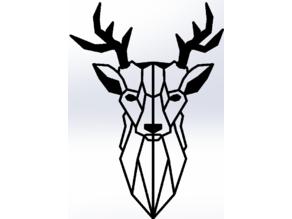 Deerhead 2D