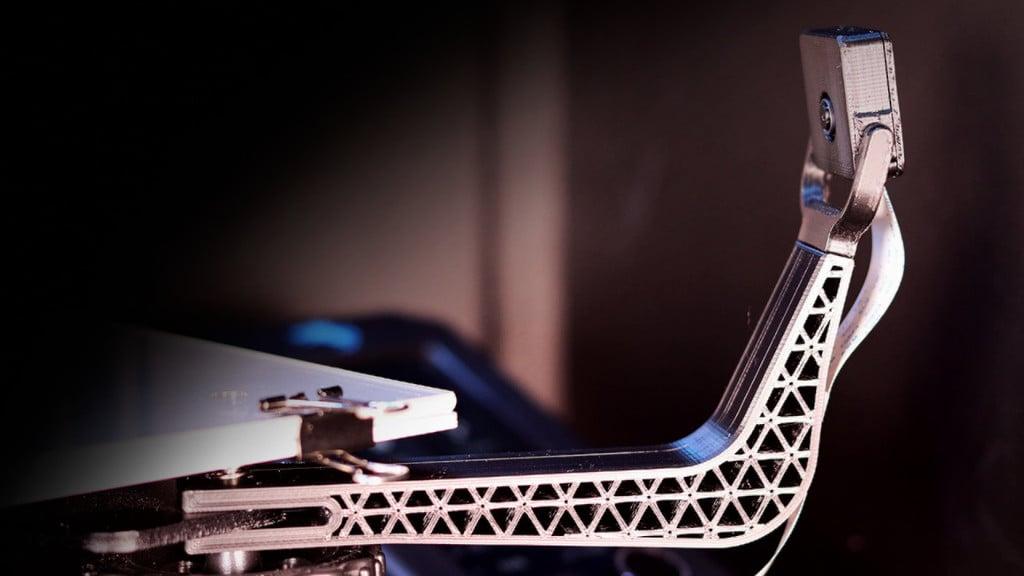 Ender 3 V2 - Bed Mounted Raspberry Pi Camera