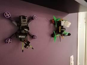 Quad/Drone Wall Mount