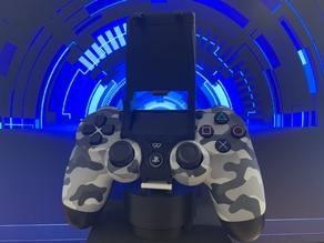 PS4 Controller Phone Holder