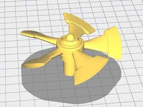 MOVE REPLICA propeller for Nautilus 3.0