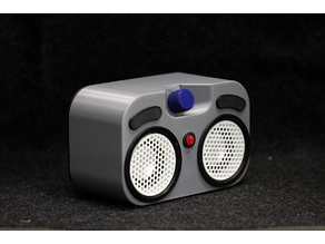 "BlueTooth Speaker 2"" Box-Type"
