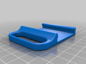 Anycubic I3 Mega / Mega S bed holder Extended