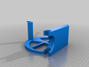 Artillery Sidewinder X1 Spool Holder