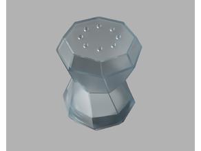 Salt Shaker (Low-poly)