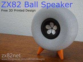 zx82 Ball Speaker