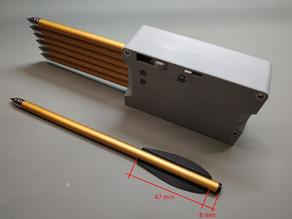 C - Ammo Clip for Sliding Legolini Repeating Mini Bow