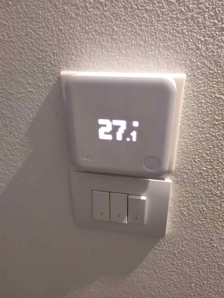 TADO Thermostat Adapter for 503 box
