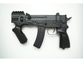 AIRSOFT VZ61 AEP SCI-FI KIT