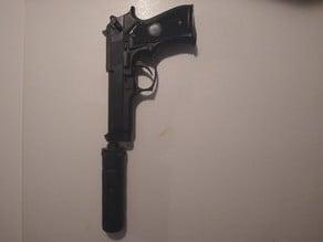 Cyma Cm.126 aep 14mm ccw Adapter