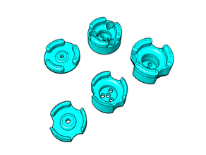 Sköll V3 - Cam Mounts