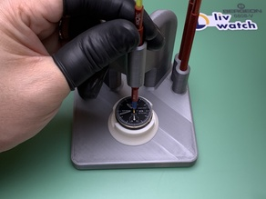 Watchmaker Tools - Watch Hand Press Inserting Tool