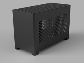 Mini-ITX/Mini-DTX Case Full size GPU