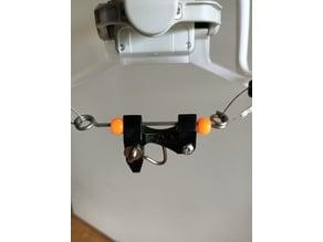 phantom 4 fishing rig clip