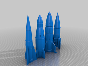 Rocket collection 01