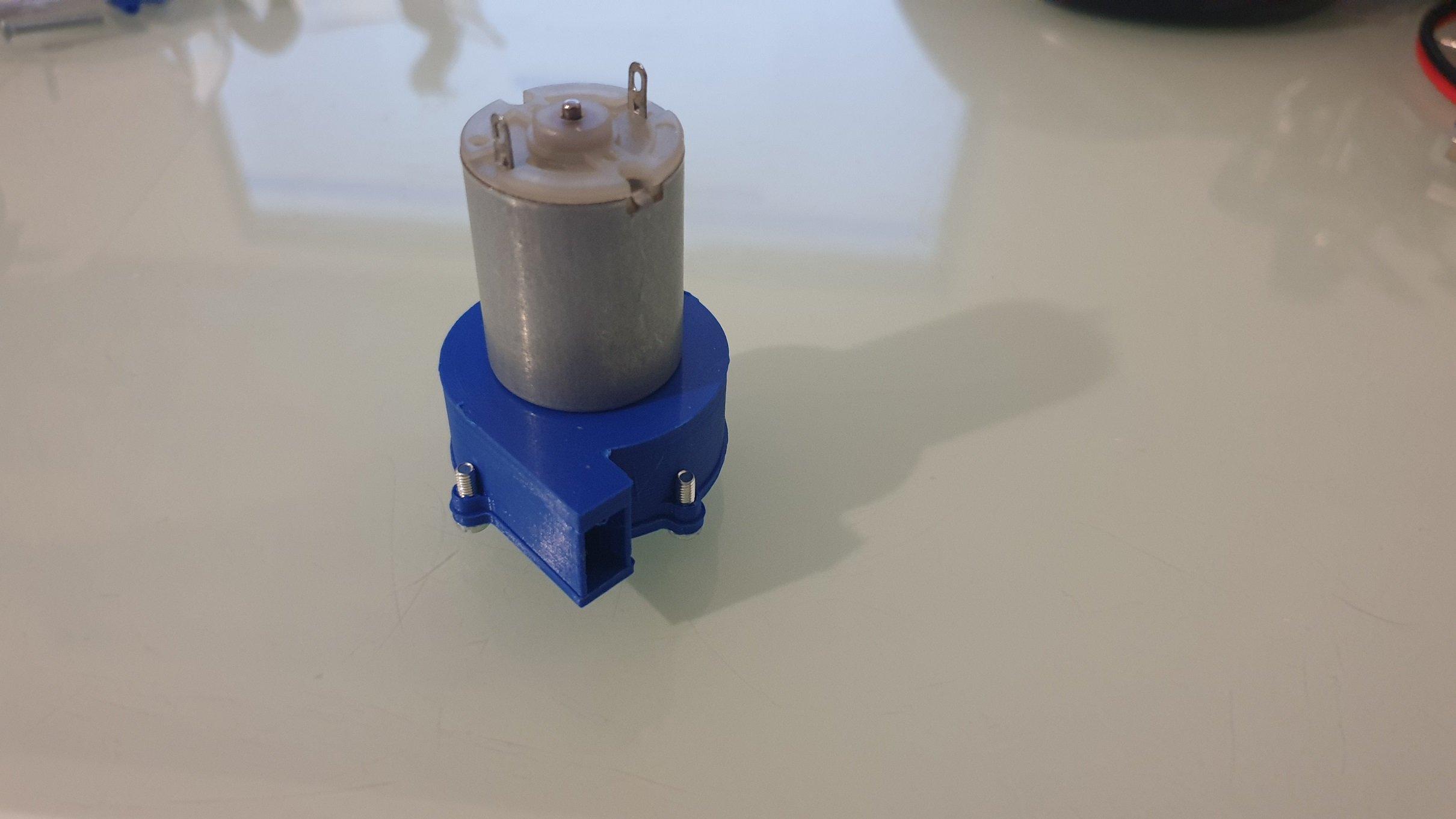 280 motor blower (3-6v)
