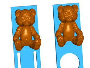 Teddy Bear Bookmarks (2 Styles)