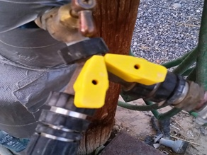 garden hose handle