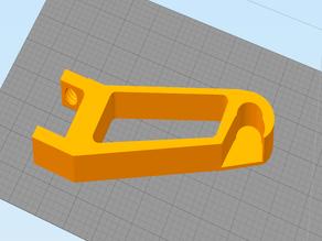 Improved Filament Spool Holder Clamp to Shelf